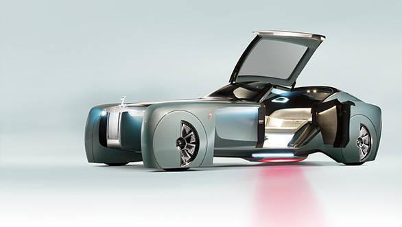 Rolls Royce Vision Next 100 (15)