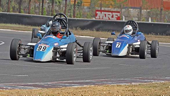 Rookie Cup Indian National Racing Championship