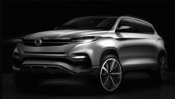 Next-gen Ssangyong Rexton to be showcased at 2016 Paris Motor Show