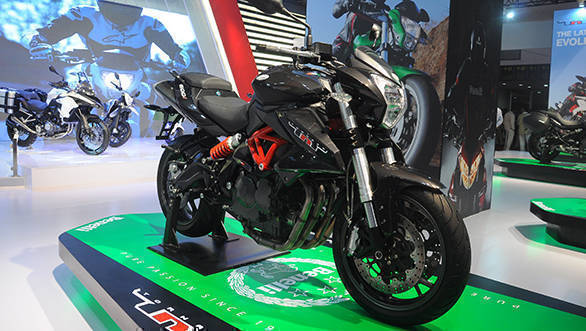 DSK Benelli TNT 600i with ABS launched in India at Rs 5.73 lakh