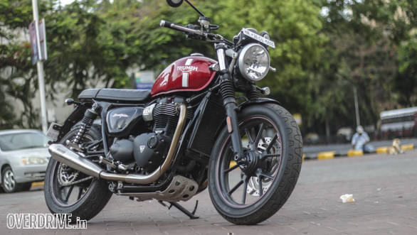 2016 Triumph Street Twin road test review