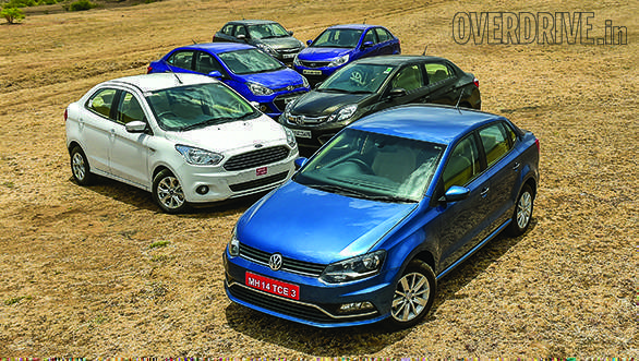VW Ameo vs rivals