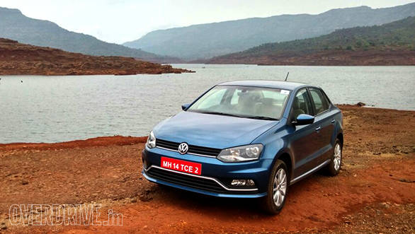 2016 Volkswagen Ameo petrol first drive review