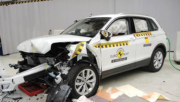 Volkswagen Tiguan Euro NCAP (2)
