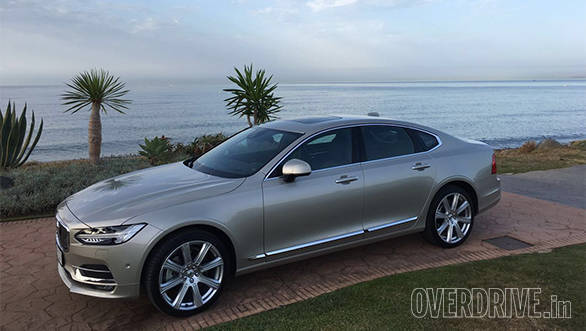 Volvo S90 sedan to be launched in India at Rs 57 lakh