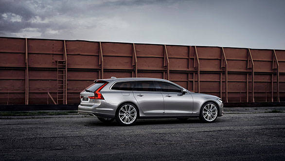 New Polestar performance package now available for the Volvo S90 and V90