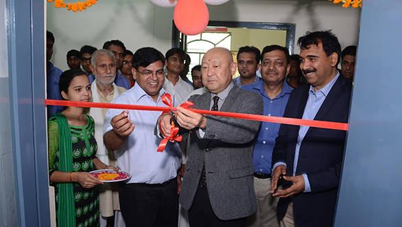Yamaha Training School Don Bosco New Delhi