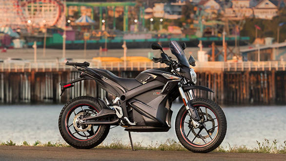 Zero Motorcycles offers special edition DSR to celebrate 10th anniversary