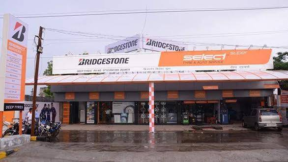 Bridgestone India opens its 500th dealership