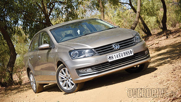 Volkswagen Vento AllStar to be launched in India soon