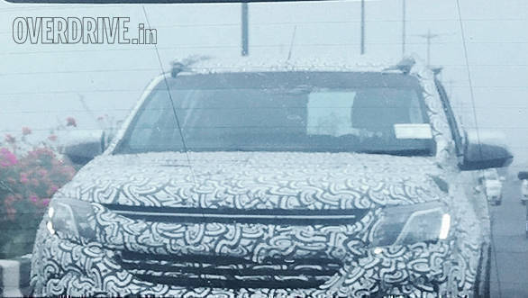 2017 Chevrolet Trailblazer spied (5)