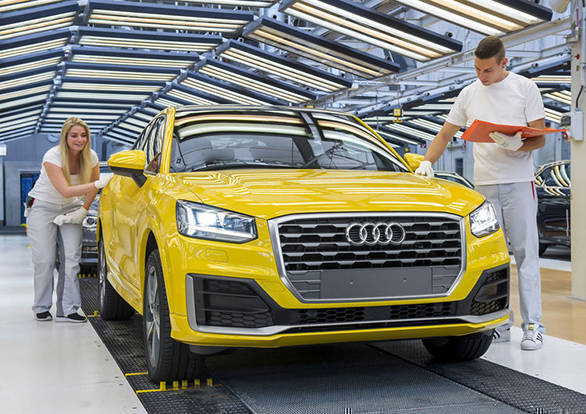 Audi Q2 production (2)