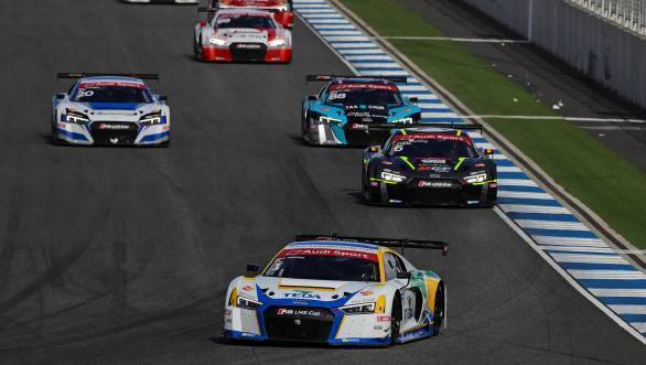 Audi R8 LMS Cup 2016: Alex Yoong wins Race 1 of Round 2 at Buriram