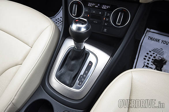 The Audi Q3's 7-speed dual clutch gearbox is the quickest and smoothest transmission here