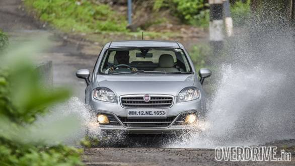 2016 Fiat Linea 125 S road test review
