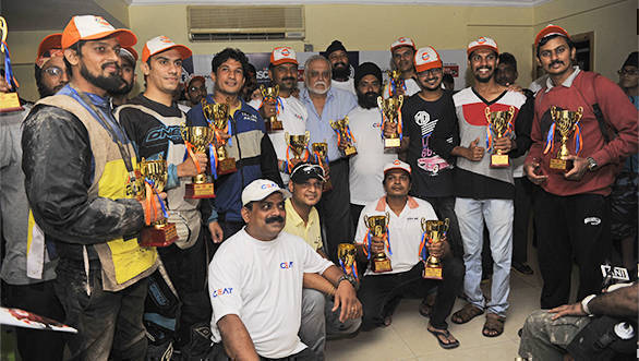 Gulf Monsoon Scooter Rally 2016 (6)