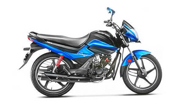 Hero Splendor iSmart 110 launched in India at Rs 53,300