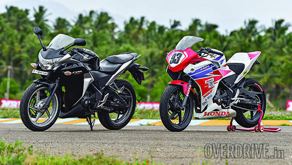 Honda CBR 250R Race Bike (10)