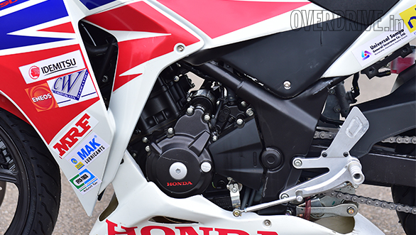 Honda CBR 250R Race Bike (6)