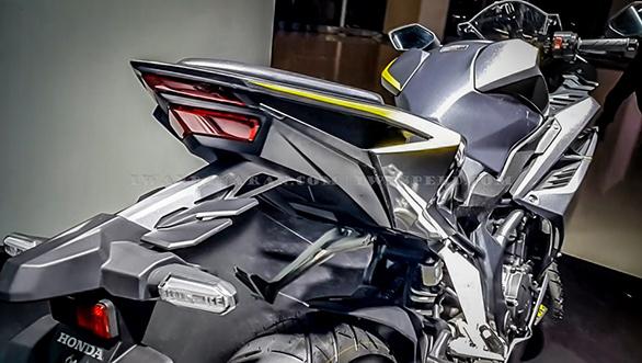 Honda CBR250RR rear