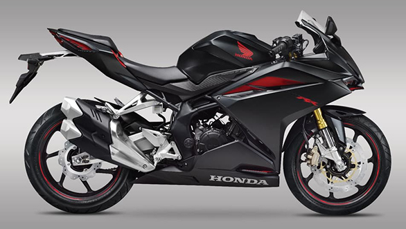 Honda CBR250RR side view