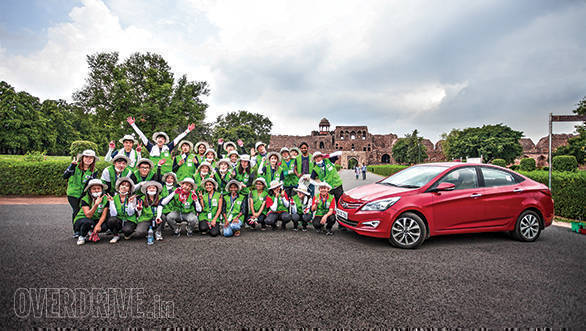 Special feature: Heritage drives with Hyundai