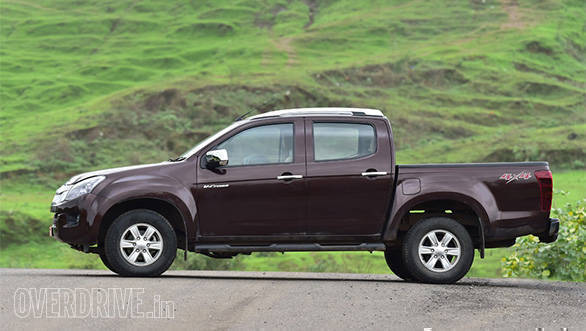 Isuzu D-Max V-Cross and MU-X SUV prices revised in India