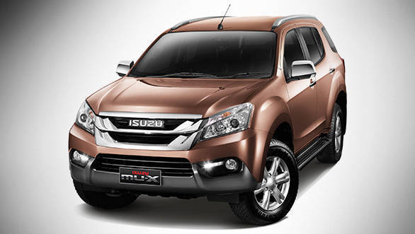 Isuzu MU-X Featured Image