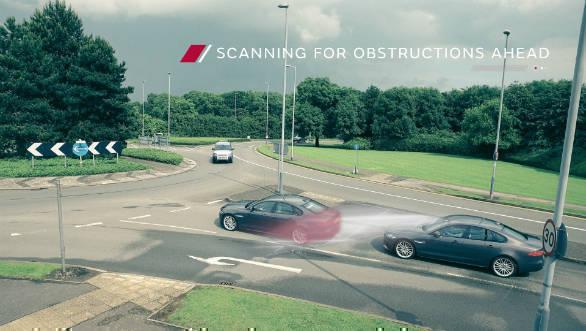 Jaguar Land Rover Autonomous driving