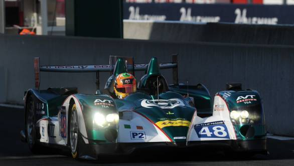 Karun Chandhok will make his return to endurance racing at the Austrian round of the European Le Mans Series