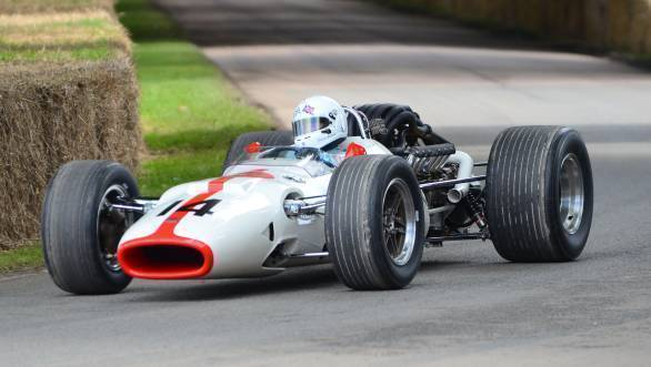 Karun Chandhok's Top 10 2016 Goodwood FOS picks