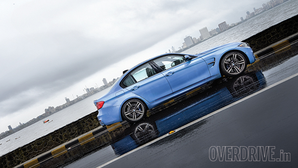 Living with a supercar: BMW M3