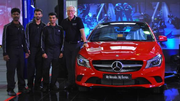 Mercedes-Benz India introduce new My Mercedes My Service programme