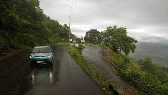 Mahindra adventure monsoon rally