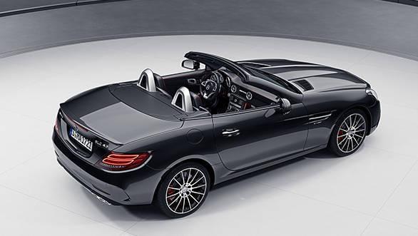 Mercedes-AMG SLC43 3