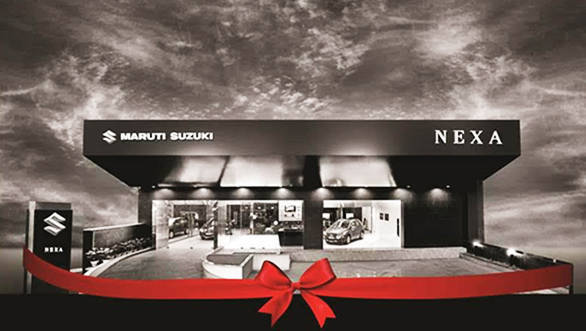 Maruti Suzuki Nexa completes a year in India