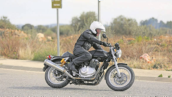 Upcoming motorcycles for India in spy images