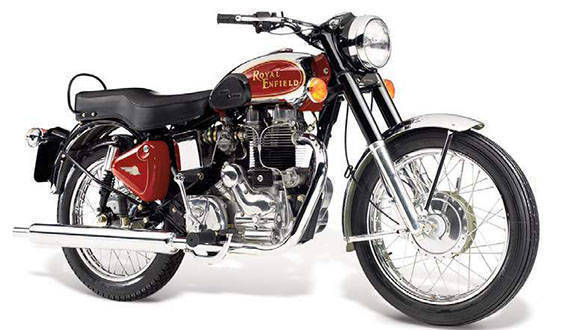 Royal Enfield Bullet 500 Deluxe