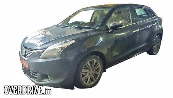 Spied: Maruti Suzuki considering Baleno petrol SHVS for 2017 launch in India
