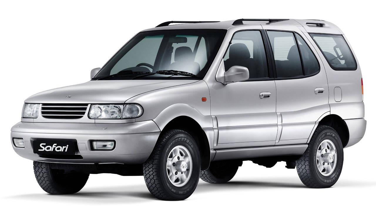 Tata Safari Old