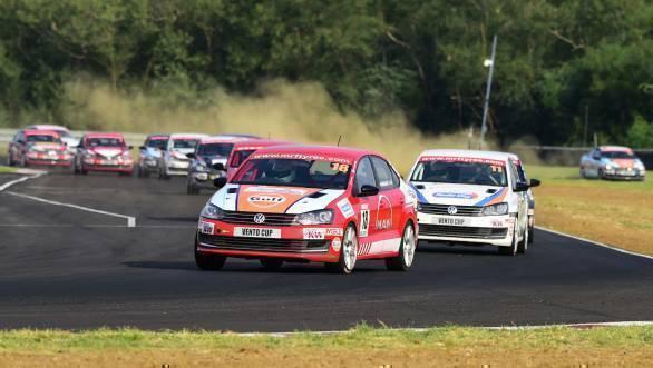 Volkswagen Vento Cup Round 2 Race 3 - Niranjan Todkari