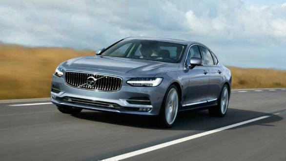 Volvo India opens pre-bookings for the new S90 sedan