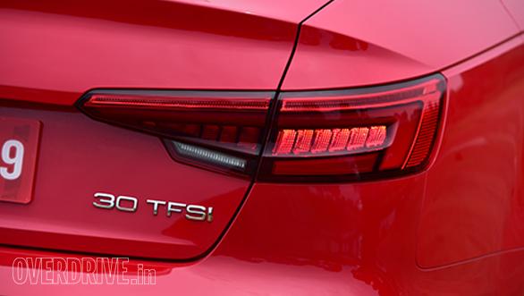 2016 Audi A4 30 TFSI petrol (11)