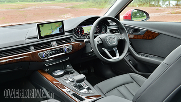 The all-new interior is certainly the best part of this update. It looks very modern and there is a lot of attention to detail
