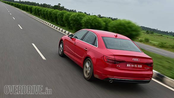 2016 Audi A6 (1)
