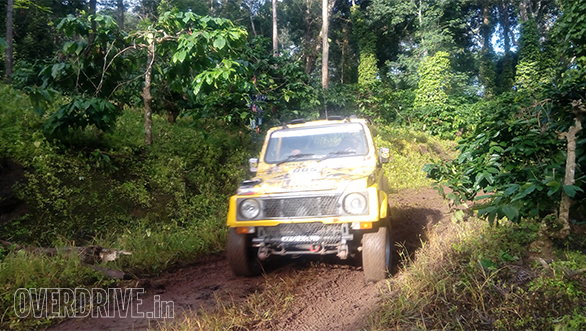 Suresh Rana leads 2016 Maruti Suzuki Dakshin Dare after Day Two