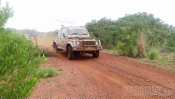 2016 Maruti Suzuki Dakshin Dare: Rana leads by over six minutes at the end of Day 3