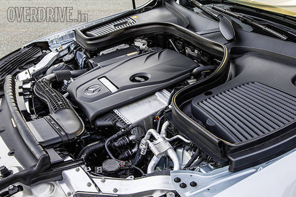 Mercedes-Benz GLC Coup (C253), Press Test Drive Turin 2016