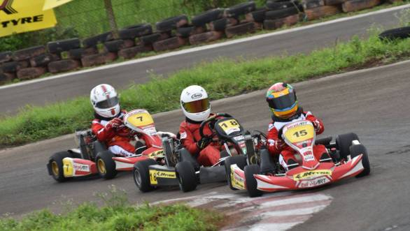 2016 National Karting Micromax Action