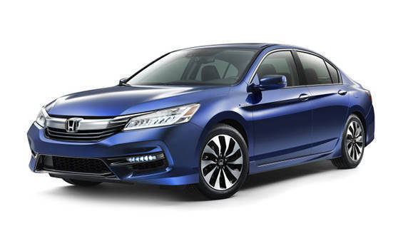 2017 Honda Accord Hybrid (10)